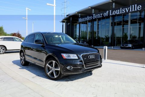 Pre-Owned 2016 Audi Q5 Prestige 4WD SUV With Navigation