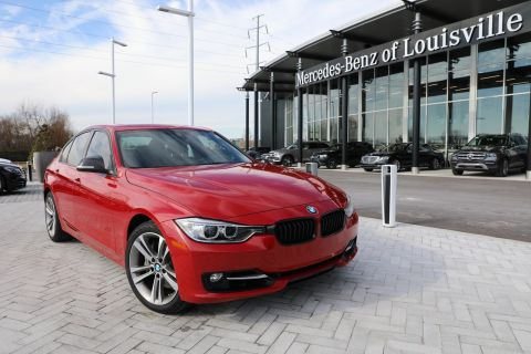 Pre-Owned 2014 BMW 3 Series 335i xDrive AWD Sedan