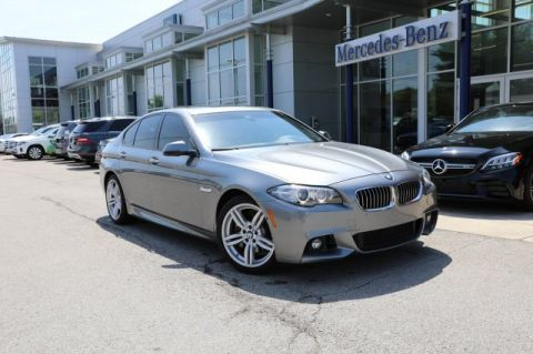 Pre-Owned 2016 BMW 5 Series 535i xDrive AWD Sedan
