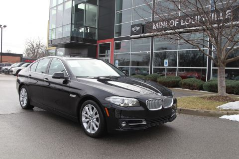 Pre-Owned 2015 BMW 5 Series 550i xDrive With Navigation