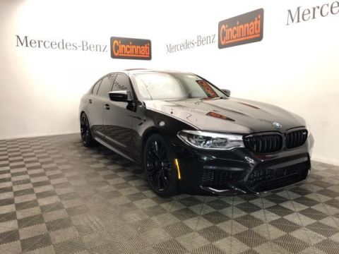 Pre-Owned 2019 BMW M5 Sedan