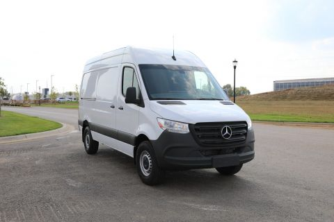 New 2019 Mercedes-Benz Sprinter Cargo Van 1500 144 WB SR