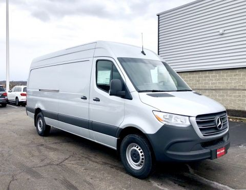 New 2019 Mercedes-Benz Sprinter Cargo Van 2500 170 WB