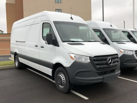 New 2019 Mercedes-Benz Sprinter Cargo Van 3500XD 170 WB