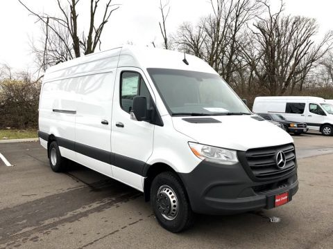 New 2019 Mercedes-Benz Sprinter Cargo Van 3500 170 WB