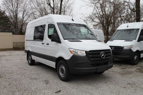 New 2019 Mercedes-Benz Sprinter Crew Van 2500 144 WB