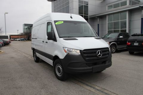 New 2019 Mercedes-Benz Sprinter Cargo Van 2500 144 WB