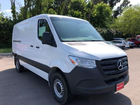 57 New Mercedes-Benz Sprinter Line Available | Mercedes-Benz of West