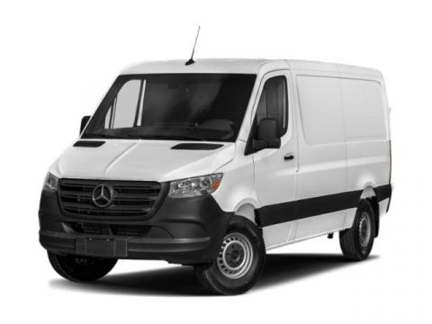 Pre-Owned 2019 Mercedes-Benz Sprinter Crew Van 2500 144 WB
