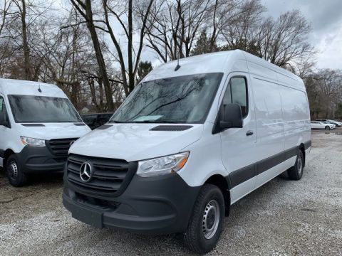 New 2019 Mercedes-Benz Sprinter Crew Van 2500 170 WB