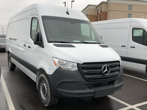 New 2019 Mercedes-Benz Sprinter Passenger Van 2500 170 WB