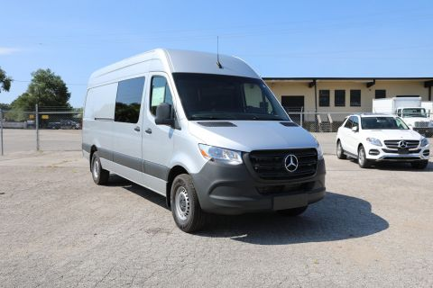New 2019 Mercedes-Benz Sprinter Crew Van HR 170 WB