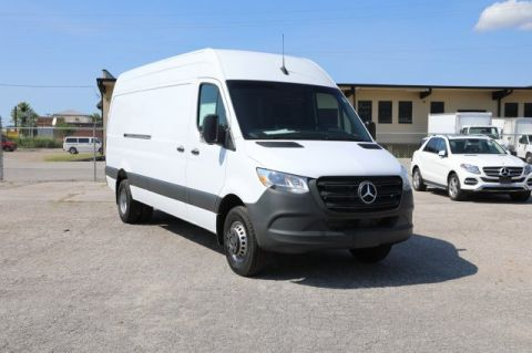 New 2019 Mercedes-Benz Sprinter Crew Van 3500XD HR 170 WB