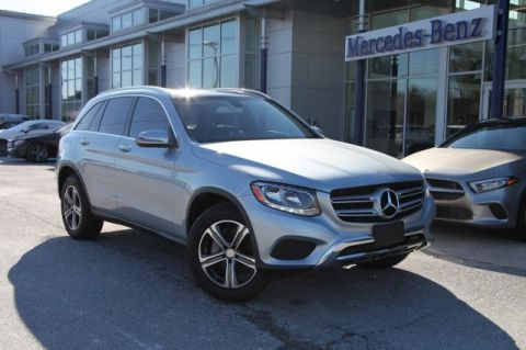 Certified Pre-Owned 2016 Mercedes-Benz GLC GLC 300 4MATIC® SUV