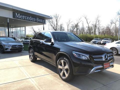 Certified Pre-Owned 2019 Mercedes-Benz GLC 300 4MATIC® SUV