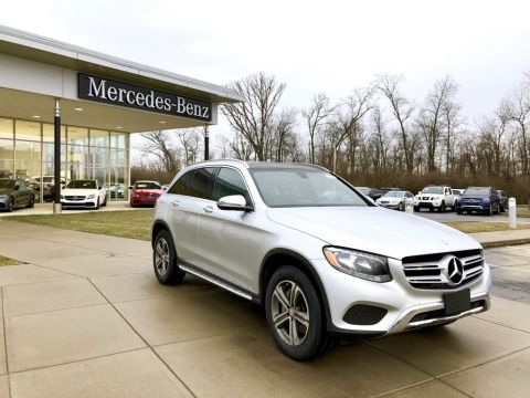 Certified Pre-Owned 2017 Mercedes-Benz GLC 300 4MATIC® SUV