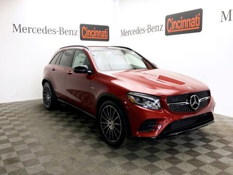 New 2019 Mercedes-Benz GLC GLC 43 AMG® 4MATIC® SUV