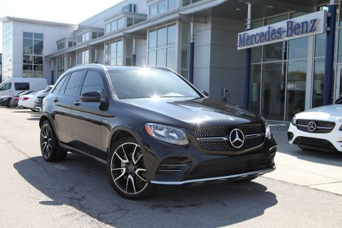 Certified Pre-Owned 2017 Mercedes-Benz GLC GLC 43 AMG® 4MATIC® SUV