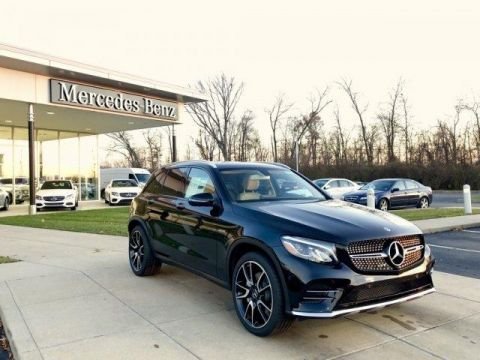 Pre-Owned 2019 Mercedes-Benz AMG® GLC 43 SUV