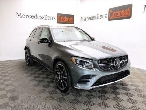 New 2018 Mercedes-Benz GLC AMG® GLC 43 4MATIC® SUV