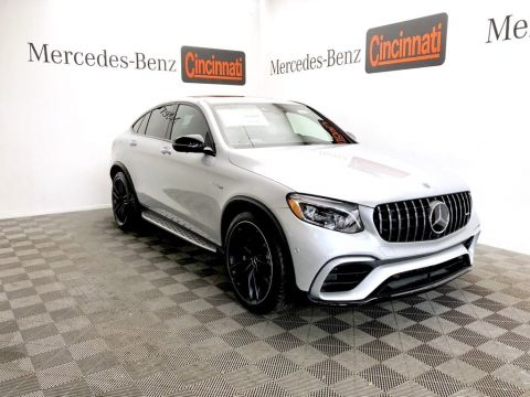 New 2019 Mercedes-Benz GLC GLC 63 AMG® 4MATIC® Coupe