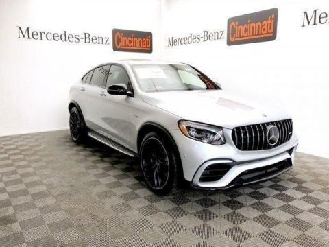 New 2019 Mercedes-Benz GLC AMG® GLC 63 4MATIC® Coupe