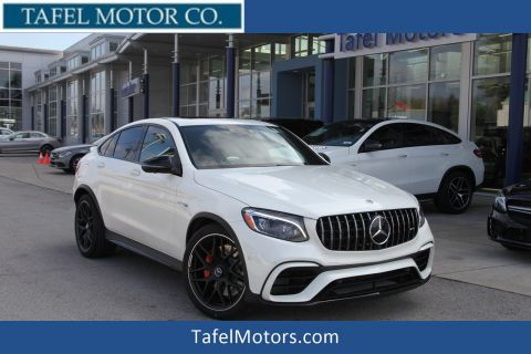 New 2019 Mercedes-Benz GLC GLC 63 S AMG® 4MATIC® Coupe