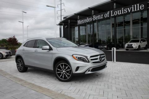 Certified Pre-Owned 2015 Mercedes-Benz GLA GLA 250 4MATIC® SUV
