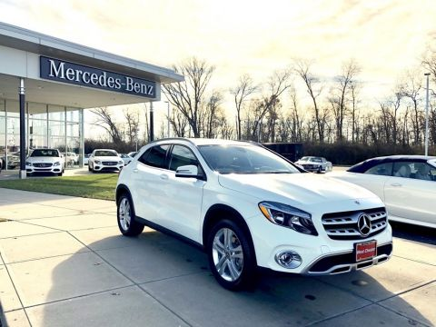 Pre-Owned 2019 Mercedes-Benz GLA 250 4MATIC® SUV