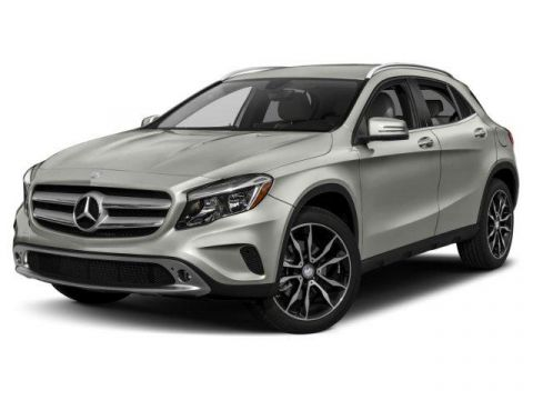 Certified Pre-Owned 2015 Mercedes-Benz GLA 250 4MATIC® SUV
