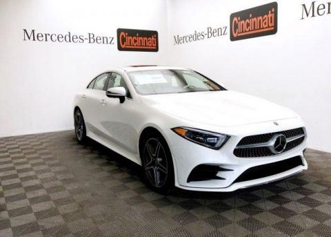New 2019 Mercedes-Benz CLS CLS 450 4MATIC® Coupe