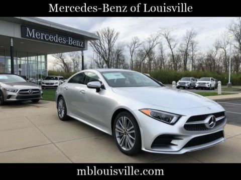 New 2019 Mercedes-Benz CLS CLS 450 4MATIC® 4-Door Coupe