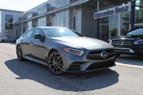 Pre-Owned 2019 Mercedes-Benz CLS CLS 53 S AMG® 4MATIC® 4-Door Coupe