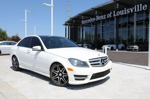 Pre-Owned 2013 Mercedes-Benz C-Class C 300 4MATIC® Sport Sedan