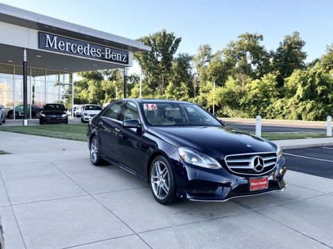 Certified Pre-Owned 2016 Mercedes-Benz E 400 4MATIC® Sedan AWD