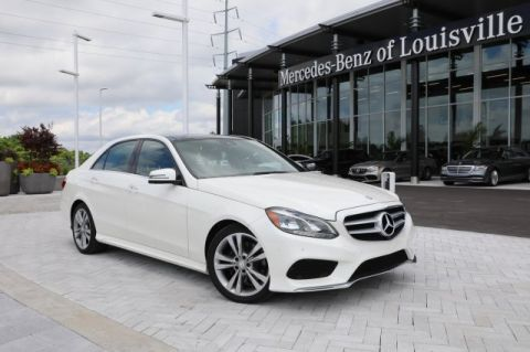 Pre-Owned 2014 Mercedes-Benz E-Class E 350 4MATIC® Sport Sedan