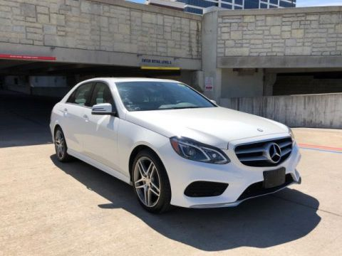 Certified Pre-Owned 2016 Mercedes-Benz E-Class E 350 4MATIC® Sedan