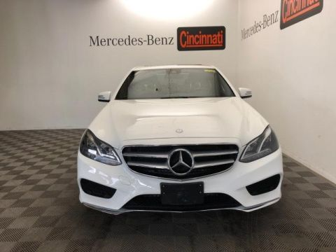 Certified Pre-Owned 2016 Mercedes-Benz E-Class 4dr Sdn E 350 Sport 4MATIC®