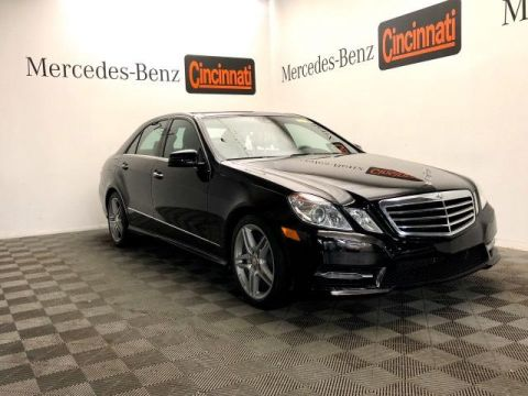 Pre-Owned 2013 Mercedes-Benz E-Class 4dr Sdn E 350 Sport 4MATIC® *Ltd Ava
