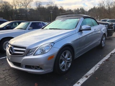 Pre-Owned 2011 Mercedes-Benz E-Class 2dr Cabriolet E 350 RWD