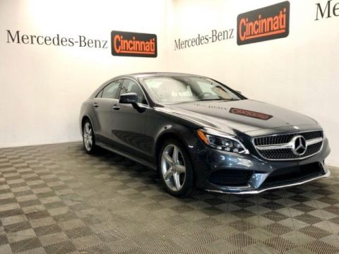 Certified Pre-Owned 2016 Mercedes-Benz CLS 4dr Sdn CLS 400 4MATIC®