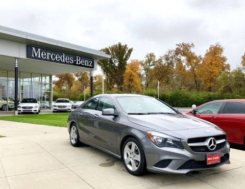 Certified Pre-Owned 2016 Mercedes-Benz CLA 250 4-Door Coupe
