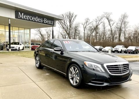 Certified Pre-Owned 2015 Mercedes-Benz S-Class S 550 4MATIC® Sedan