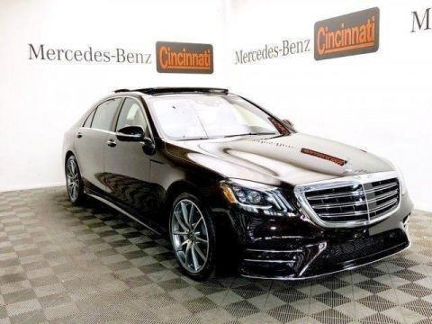 Pre-Owned 2018 Mercedes-Benz S-Class S 560 4MATIC® Sedan