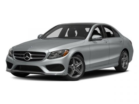 Certified Pre-Owned 2017 Mercedes-Benz C-Class C 300 4MATIC® Sport Sedan
