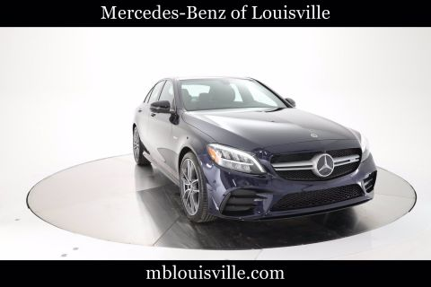 New 2020 Mercedes-Benz C-Class C 43 4MATIC® Sedan