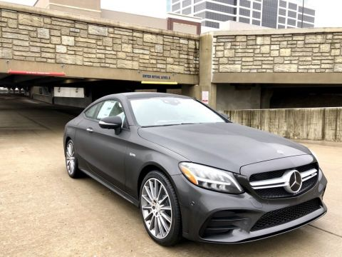 New 2019 Mercedes-Benz C-Class C 43 AMG® 4MATIC® Coupe