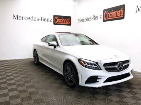 New 2019 Mercedes-Benz C-Class C 300 4MATIC® Coupe