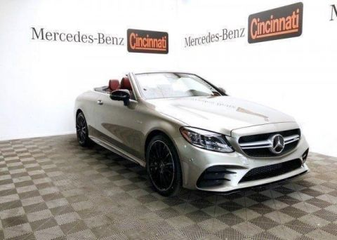Pre-Owned 2019 Mercedes-Benz C-Class AMG® C 43 4MATIC® Cabriolet