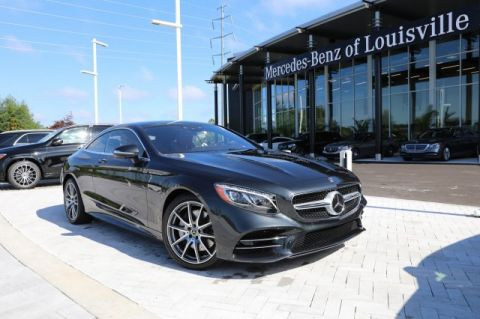 Certified Pre-Owned 2019 Mercedes-Benz S-Class S 560 4MATIC® Coupe